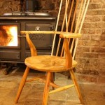 Comb Back Chair in Yew