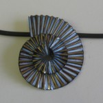 ammonite pendant 460